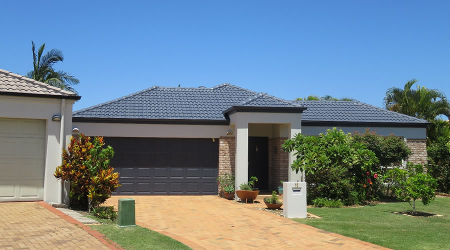 Robina Home Roof Restoration
