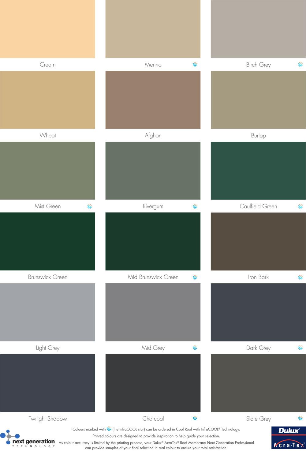 Colours Affordable Total Restoration